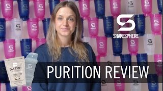 Download Purition Coconut Flavoured Protein shake review in ShakeSphere V2 Video