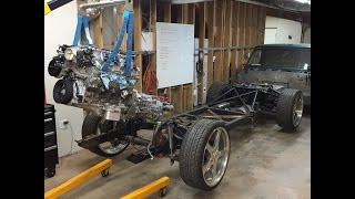 Download Finnegan's Garage Ep.23: C10 Supercharged LT4 and T56 Trans Swap Video