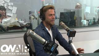 Download Derek Hough Talks About His Tour and His Marriage Timeline | On Air with Ryan Seacrest Video