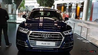 Download 2017 Yeni Audi Q5 Showroom İncelemesi (Türkiye'de İlk) Video