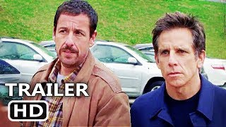 Download THE MEYEROWITZ STORIES Trailer (2017) Ben Stiller, Adam Sandler, Netflix Movie Video