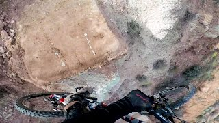 Download GoPro: Carson Storch's GIANT 360 Drop at Red Bull Rampage 2016 Video