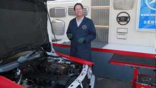 Download Mercedes 6 Cylinder Gas Rough Starting and Running Problem Solved by Kent Bergsma Video
