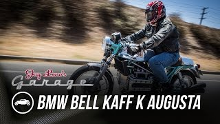 Download BMW Bell Kaff K Augusta - Jay Leno's Garage Video
