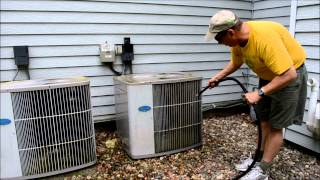 Download Cleaning Air Conditioner Coils (How To Video) Video