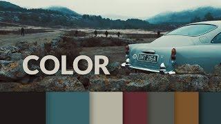 Download Color Grading in Filmmaking Video