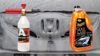 Download Snow Foam Lance Test : Meguiars Gold Class Car Wash Part 1 Video