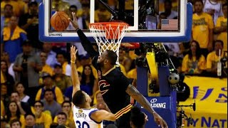 Download Every NBA Star's Greatest Block! Video