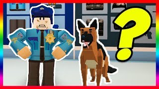 Download JAILBREAK POLICE DOGS UPDATE COMING!? (Roblox) Video