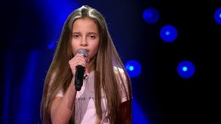 Download Romy - 'Same Old Love' | Blind Auditions | The Voice Kids | VTM Video