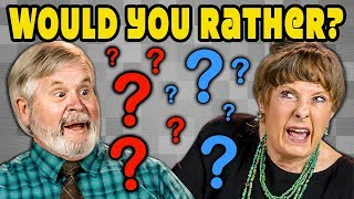 Download WOULD YOU RATHER? (Elders React: Gaming) Video