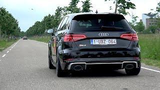Download 400HP Audi RS3 Sportback (2018) - REVS & Acceleration SOUNDS! Video