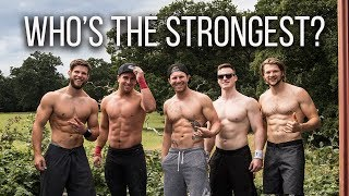 Download WHO'S THE STRONGEST? Video