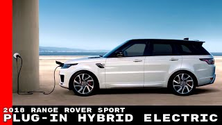 Download 2018 Range Rover Sport PHEV Plug-in Hybrid Electric Video