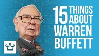 Download 15 Things You Didn't Know About Warren Buffett Video