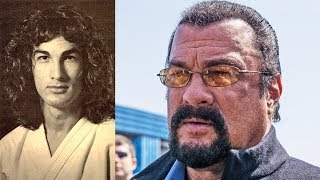 Download Steven Seagal - Transformation From 10 To 65 Years Old Video