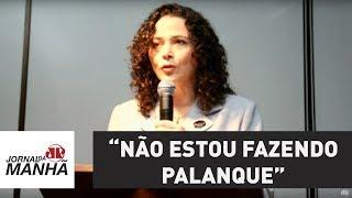 """Download Reitora da Unifesp rebate ministro: """"não estou fazendo palanque, meu partido é o da saúde"""" Video"""