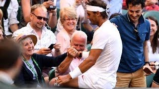 Download Rafael Nadal - RESPECT Moments (Why Rafa Deserved the 2018 Sportsmanship Award) Video