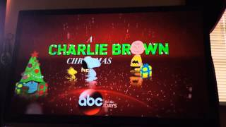 Download ABC - A Charlie Brown Christmas Coming Up Next Teaser for 12/24/2015 Video
