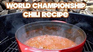 Download National Champion Chili Recipe (2018) Video