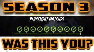 Download I WON ALL 10 OVERWATCH PLACEMENT MATCHES! Video