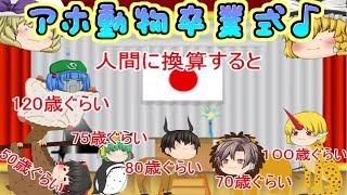 Download 【ゆっくり茶番】アホ!動物さん卒業式♪【総集編】 Video