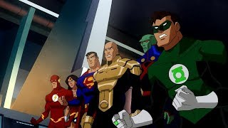 Download Justice League vs. Crime Syndicate! Video