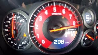 Download Nissan GT-R R35 2000 HP Acceleration 0-350 km/h Video