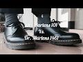 Download Dr. Martens 101 Boots VS Dr. Martens 1461 On Feet Video