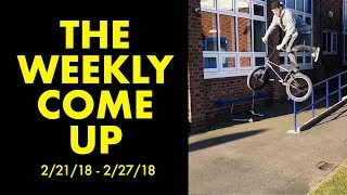 Download *The Best BMX Street Clips* The Weekly Come Up 7 Video