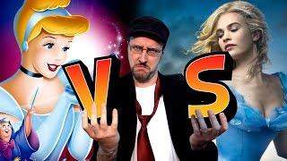 Download Old vs New: Cinderella - Nostalgia Critic Video