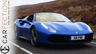 Download Ferrari 488 Spider: Topless Turbo - Carfection Video