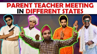 Download Parent Teacher Meeting in Different States   The Half-Ticket Shows Video