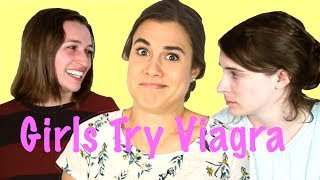 Download Girls Try Viagra for 30 Days (Buzzfeed Parody!!) Video