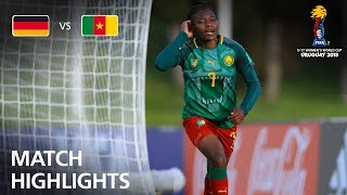 Download Germany v Cameroon - FIFA U-17 Women's World Cup 2018™ - Group C Video