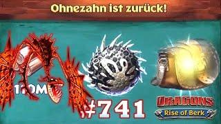 Download Dragons Aufstieg von Berk - Hakenzahn zu besuch bei Valka & das brandneue ″seltene Ei″ [HD+] #741 Video