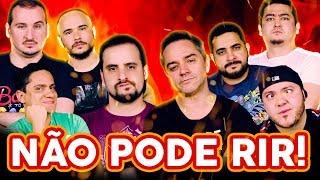 Download NÃO PODE RIR! com Rogério Vilela, Dihh Lopes, André Santi e Rodrigo Cáceres Video