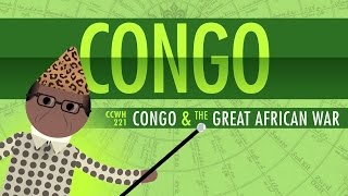 Download Congo and Africa's World War: Crash Course World History 221 Video