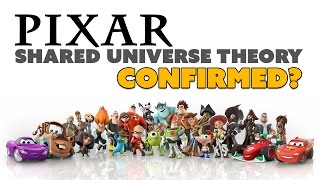 Download Pixar Shared Universe Theory CONFIRMED? - The Know Movie News Video