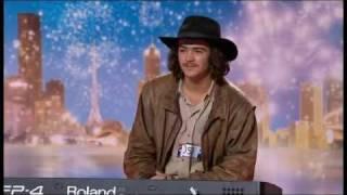 Download Australia's Got Talent 2011 - Chooka Video
