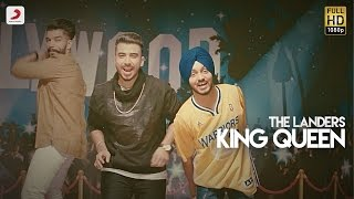 Download The Landers - King Queen | Mr V Grooves | Latest Punjabi Song 2016 Video
