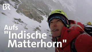 Download DAV-Kader am Shivling: Expedition aufs ″Matterhorn Indiens″ | Bergauf-Bergab Video