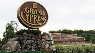 Download Hyatt Grand Cypress Orlando Room #751 Tour & Regency Club Level Terrace View of Epcot Illuminations Video