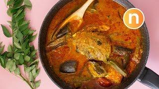 Download SECRETS TO Fish Head Curry (Mamak) | Kari Kepala Ikan (Mamak) [Nyonya Cooking] Video