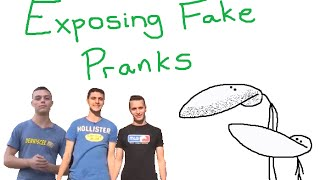 Download Exposing Fake Pranks Video