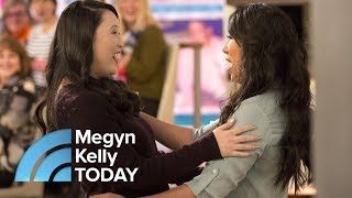 Download Separated At Birth 33 Years Ago, Identical Twins Meet For The First Time | Megyn Kelly TODAY Video