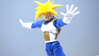 Download S.H. Figuarts Super Sayian TRUNKS Figure Review Video