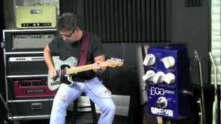 Download Wampler Pedals - Ego Compressor - Brent Mason demo Video
