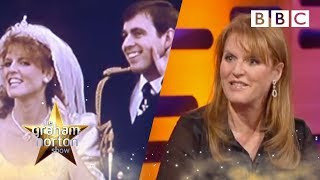 Download Sarah Ferguson's Wedding - The Graham Norton Show - BBC Two Video