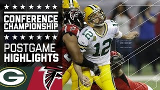 Download Packers vs. Falcons | NFC Championship Game Highlights Video